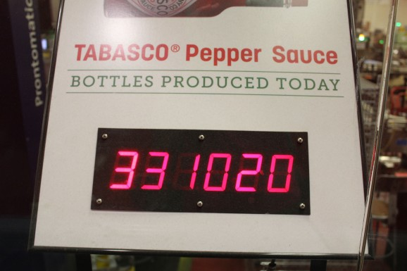 At 11:30am they had already made over 300,000 bottles that day