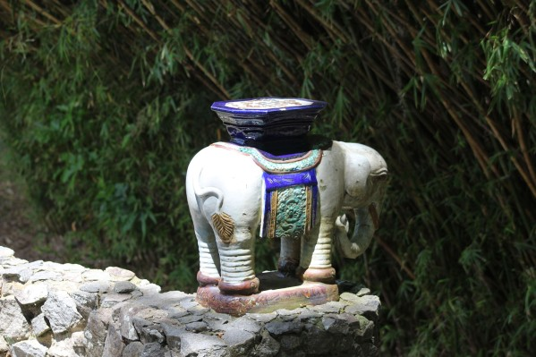 And on the elephants
