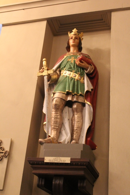 Statue of the King of France