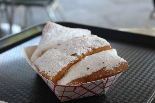 Really, Really Nice Beignets