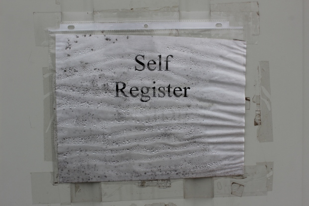 Love the self register