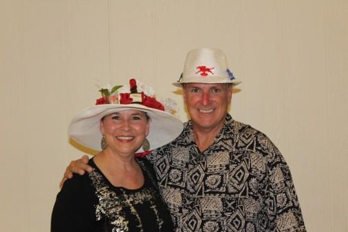 Linda and Howard