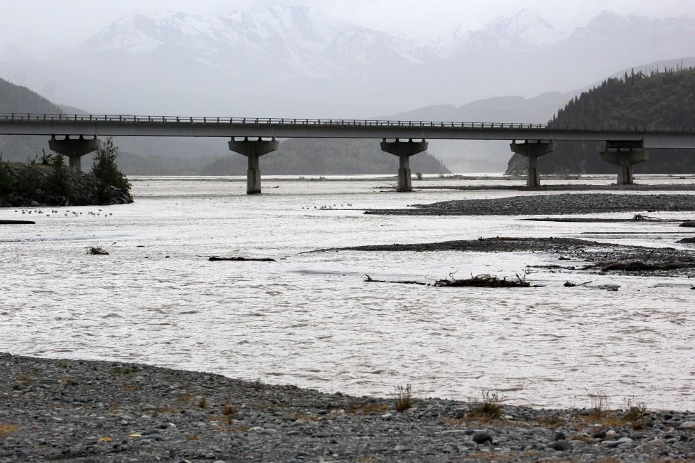 Chitina Bridge at the Copper River