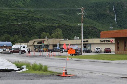 Safeway in Valdez