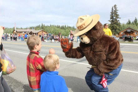 Smoky was a big hit