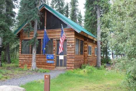 Really cute cabin