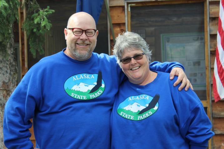 Scott and Carole
