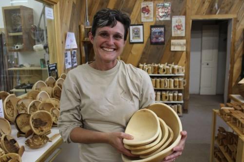 Alaska Wooden Bowl Company