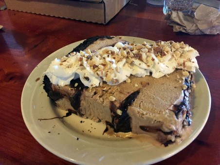 The Moose Mud pie