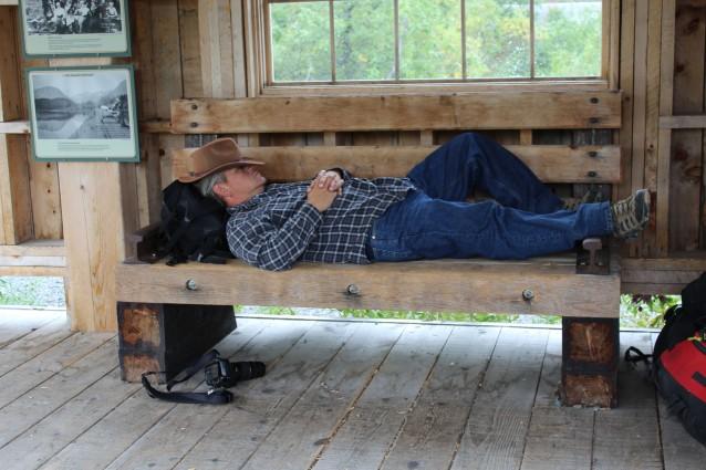 Lee's siesta