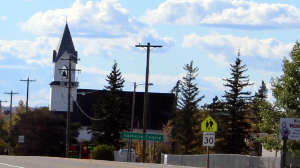 Valhalla Centre