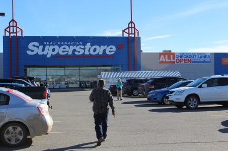 The Canadian SUper Store had a much better selection and all kinds of products I have never seen.  DEfinitely worth a look if you are here