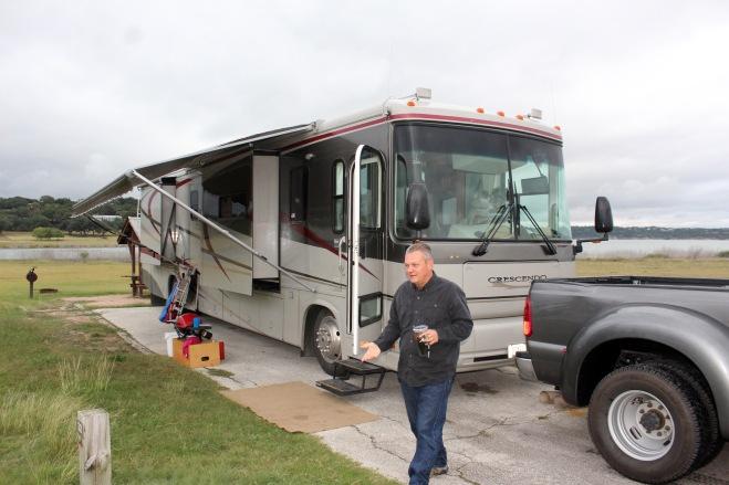 Rick's new rig