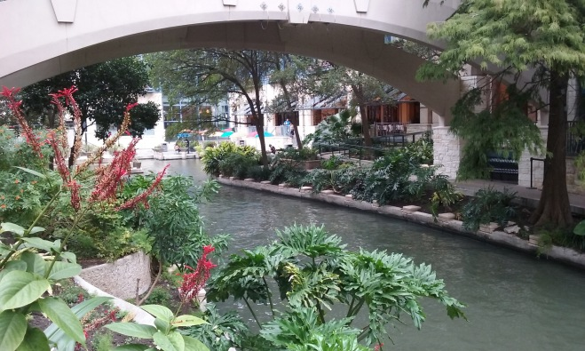 Love, love the Riverwalk
